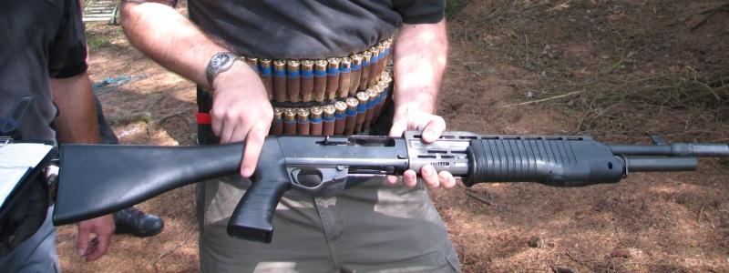 Border Guns PSG
